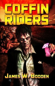 HORROR FICTION REVIEW COFFIN RIDERS COVER IMAGE Picture