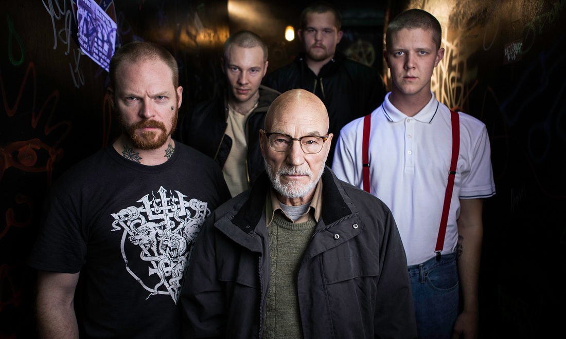 green room (2015) film review