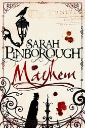 MAYHEM BY SARAH PINBOROUGH Picture