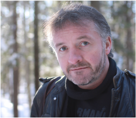 JOHN CONNOLLY INTERVIEW Picture