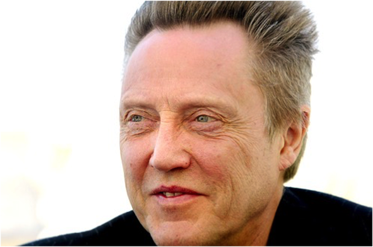 ​CHRISTOPHER WALKEN