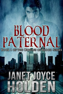 HORROR FICTION REVIEW BLOOD PATERNAL Picture