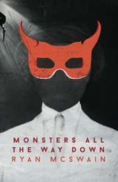 MONSTERS ALL THE WAY DOWN HORROR FICTION REVIEW