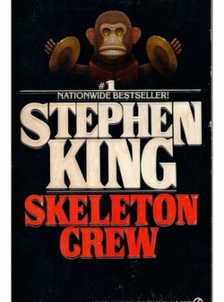 STEPHEN KING SKELETON CREW