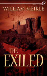 THE EXILED BY WILLIAM MEIKLE HORROR NOVEL REVIEW