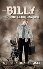 BILLY AND THE CLONEASAURUS BOOK REVIEW