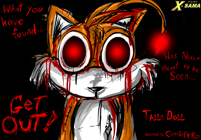 TAILS DOLL INTERNET MYTH HORROR REVIEW WEBSITE Picture