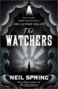 THE WATCHERS NEIL SPRING BOOK REVIEW Picture