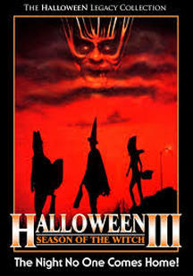HALLOWEEN III : SEASON OF THE WITCH REVIEW