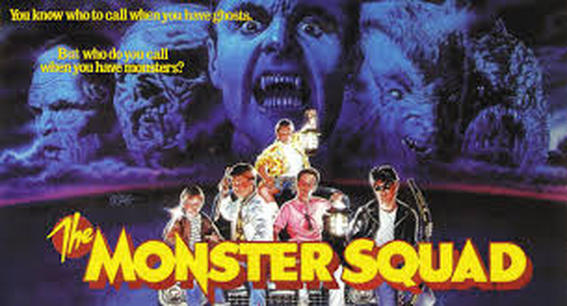 THE MOSTER SQUAD FILM REVIEW