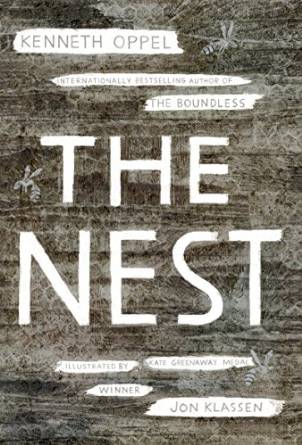 THE NEST BY KENNETH OPPEL  horror fiction review website