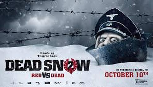 DEAD SNOW 2 REVIEW