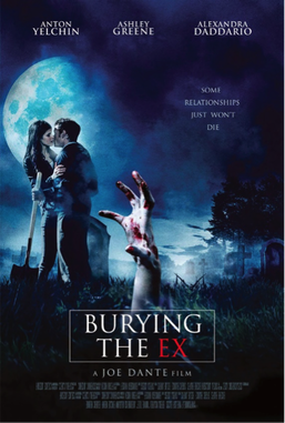 BURYING THE EX JOE DANTE FILM REVIEW COVER IMAGE