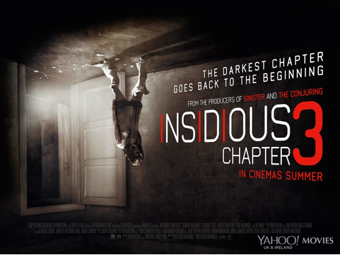 INSIDIOUS 3 REVIEW Picture