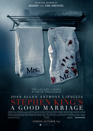 STEPHEN KING'S A GOOD MARRIAGE FILM REVIEW 2015