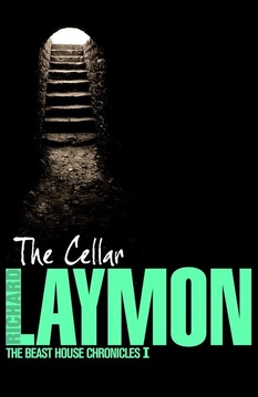 THE CELLAR COVER RICHARD LAYMON