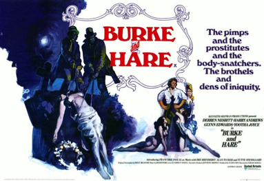 BURKE AND HARE  FILM REVIEW