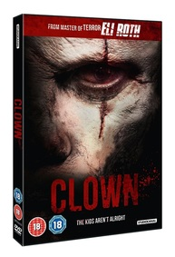CLOWN 2015 FILM REVIEW