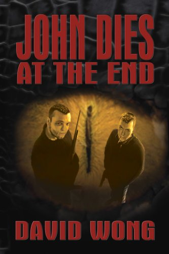 john dies at the end original book cover Picture