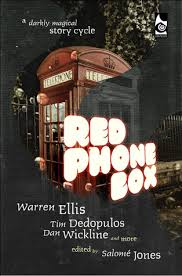 RED PHONE BOX Picture
