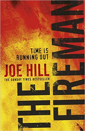 THE FIREMAN BY JOE HILL BOOK REVIEW FICTION REVIEW