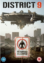 DISTRICT 9 HORROR WEBSITE Picture