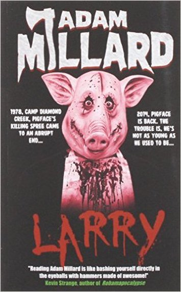larry by adam millard review Picture