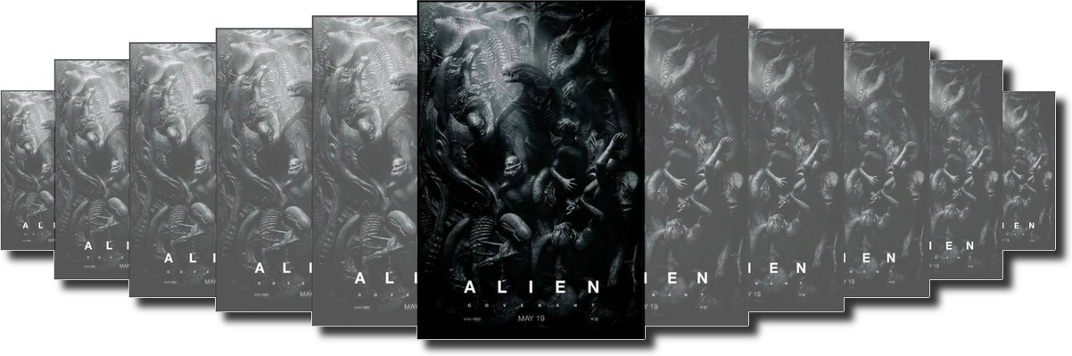 Alien Covenant film review uk horror website