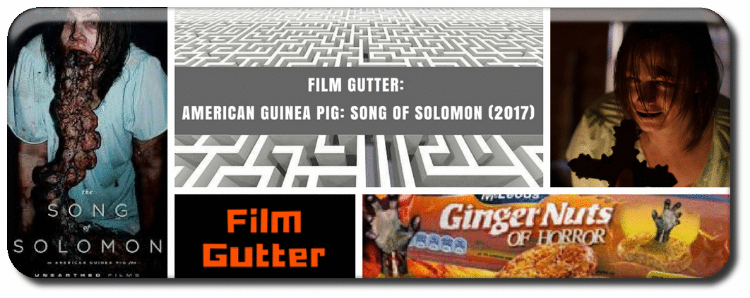 AMERICAN GUINEA PIG: SONG OF SOLOMON (2017) Picture