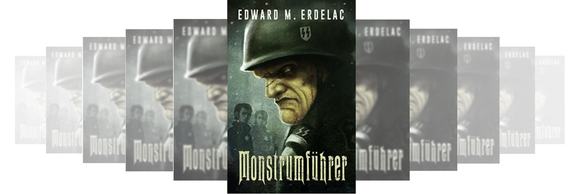 AUTHOR INTERVIEW: FIVE MINUTES WITH EDWARD M. ERDELAC