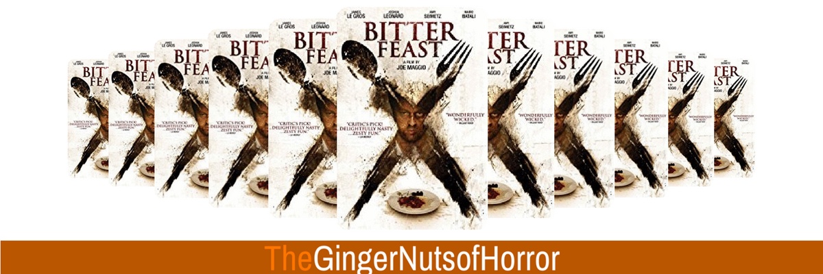 BITTER FEAST (2010) film review
