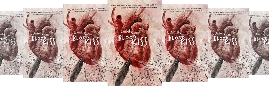 HORROR FICTIION REVIEW: BLOOD KISS BY J. DANIEL STONE Picture
