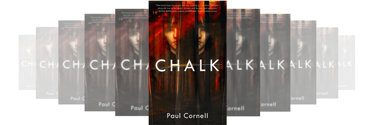 BOOK REVIEW CHALK BY PAUL CORNELL
