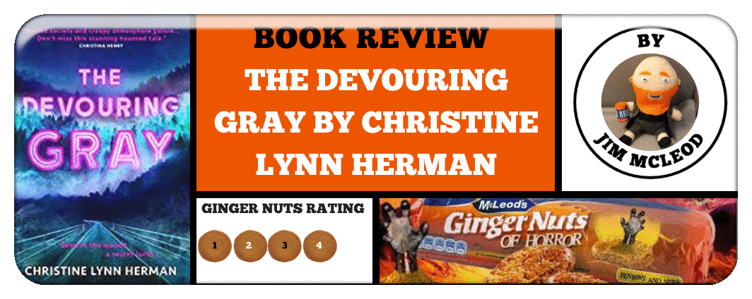 BOOK REVIEW- THE DEVOURING GRAY BY CHRISTINE LYNN HERMAN