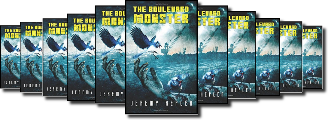 boulevard monster horror book review