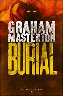 BURIAL BY GRAHAM MASTERTON Picture