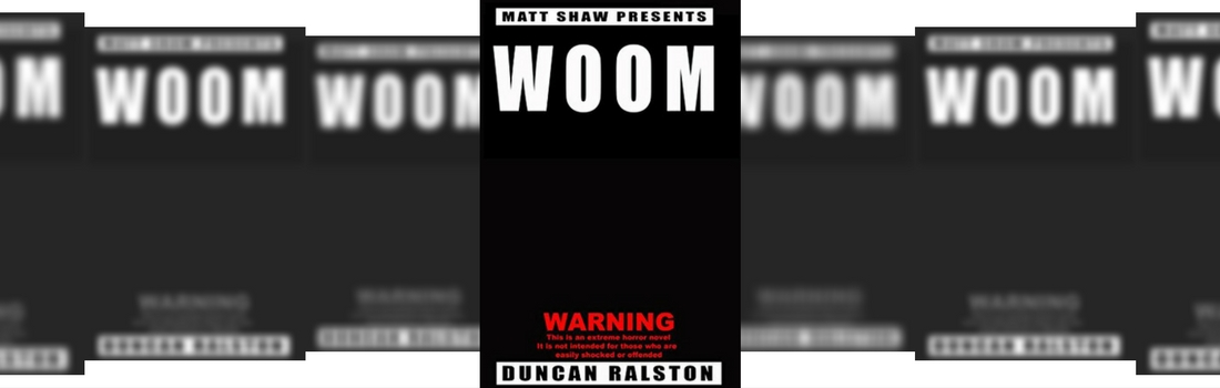 DUNCAN RALSTON WOOM BOOK REVIEW Picture