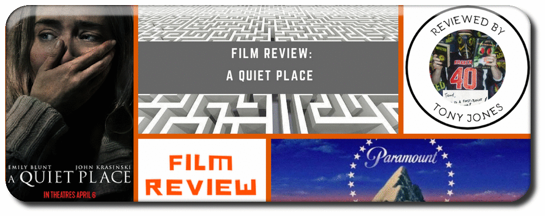FILM REVIEW A QUIET PLACE Picture