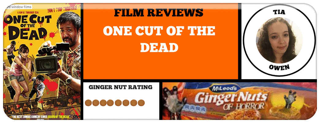 ​FILM REVIEW- ONE CUT OF THE DEAD