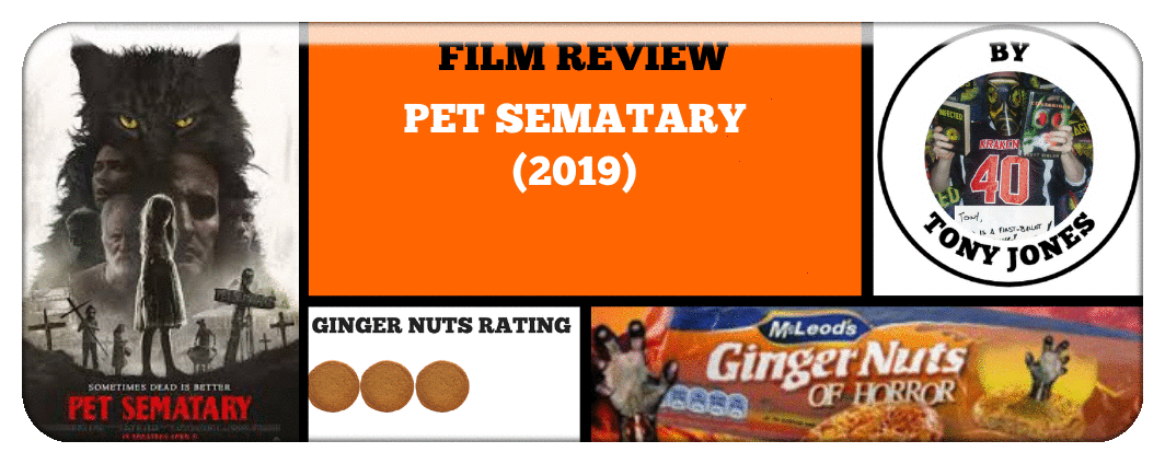 film review pet sematary 2019