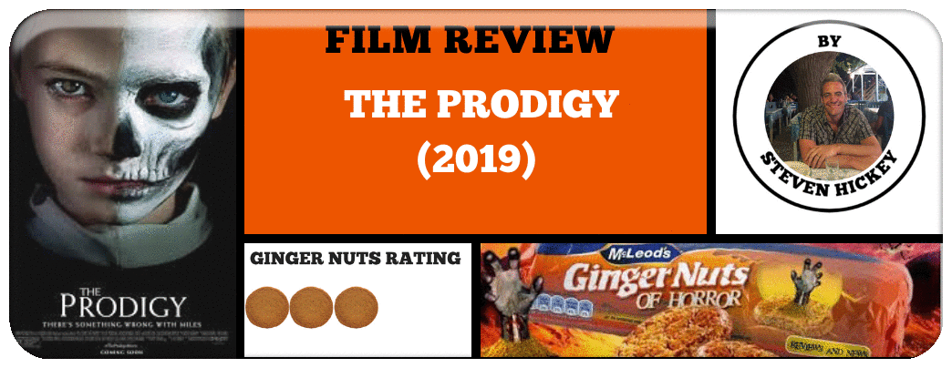 FILM REVIEW-  THE PRODIGY (2019)
