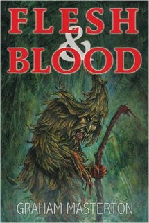 flesh and blood by graham masterton Picture