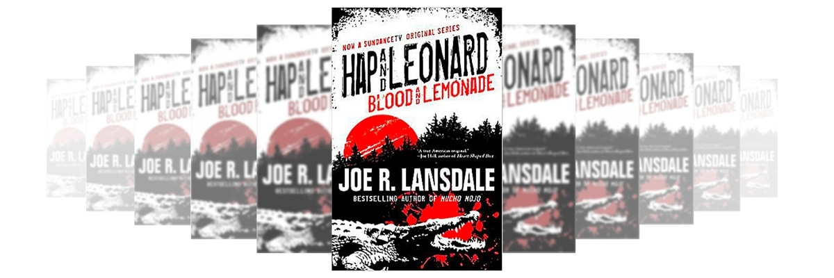 HAP AND LEONARD- BLOOD AND ORANGE BOOK REVIEW