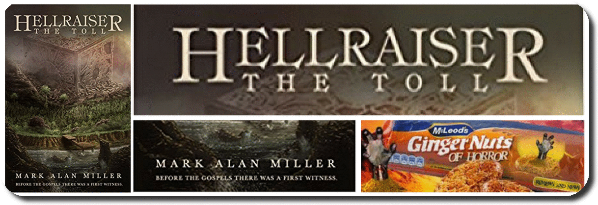HELLRAISER THER TOLL FICTION REVIEW  Picture