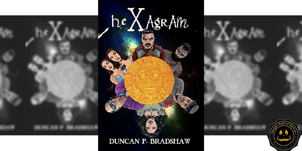 hexagram by duncan p. bradshaw book fiction novel review horror website uk fiction reviews confessions of a reviewer honest review of the book Picture