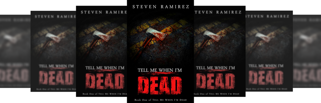 HORROR AUTHOR INTERVIEW FIVE MINUTES WITH STEVEN RAMIREZ  Picture