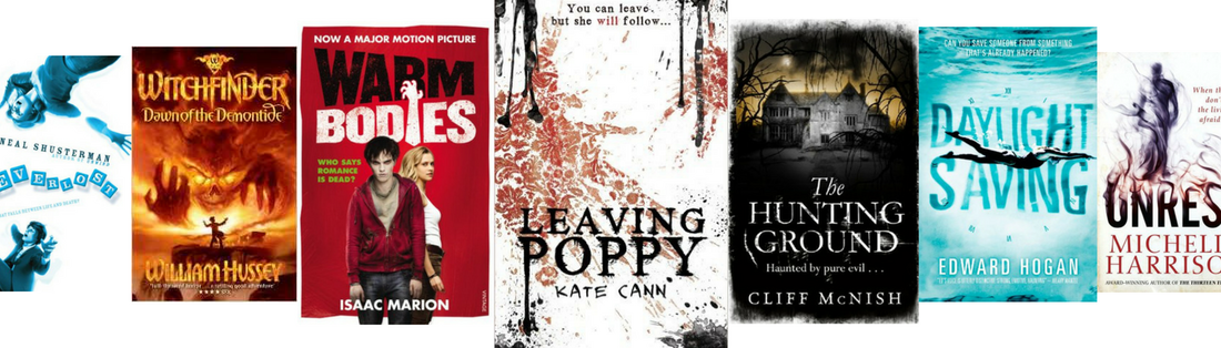 horror books suitable for young adults what to read next after harry potter and the hunger games Picture