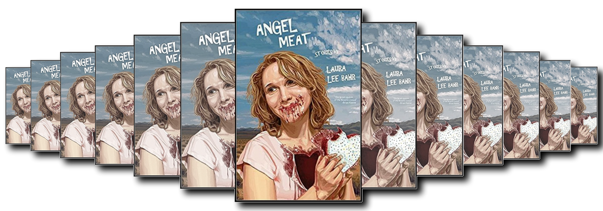 HORROR FICTION REVIEW ANGEL MEAT BY LAURA LEE BAHR CONFESSIONS OF A REVIEWER