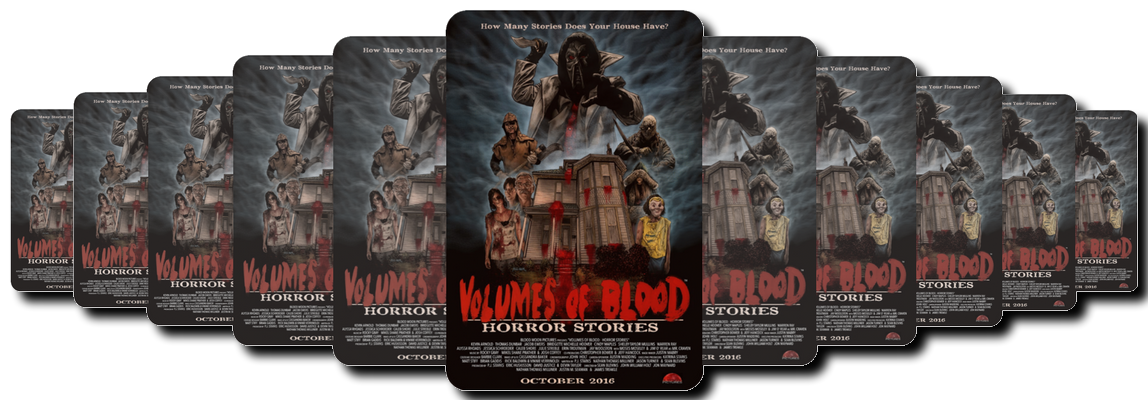 HORROR FILM REVIEW: VOLUMES OF BLOOD: HORROR STORIES