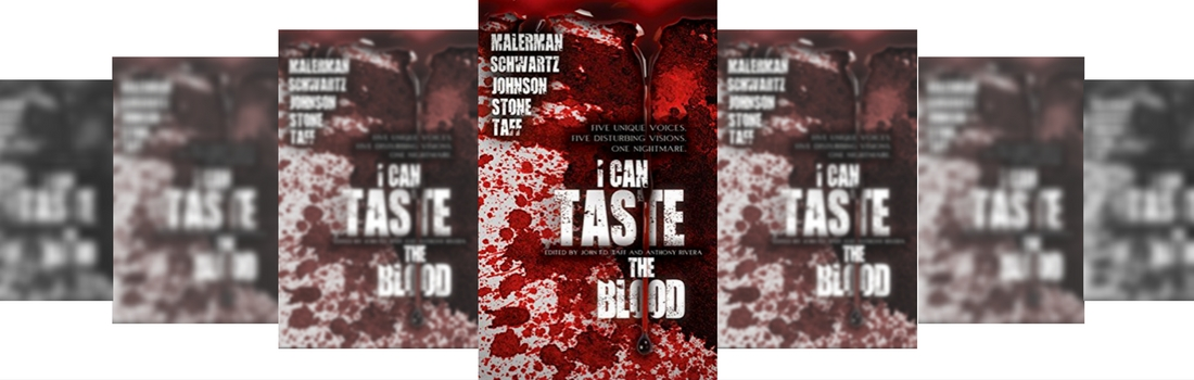 i can taste the blood fiction review  Picture